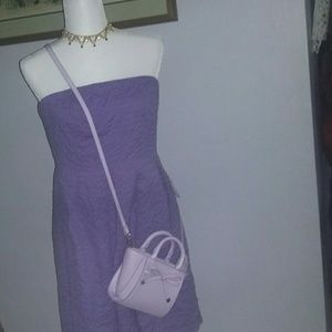 JCREW Lavender Dress